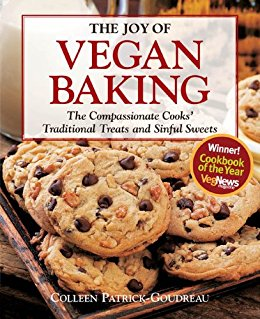 Cover of The Joy of Vegan Baking
