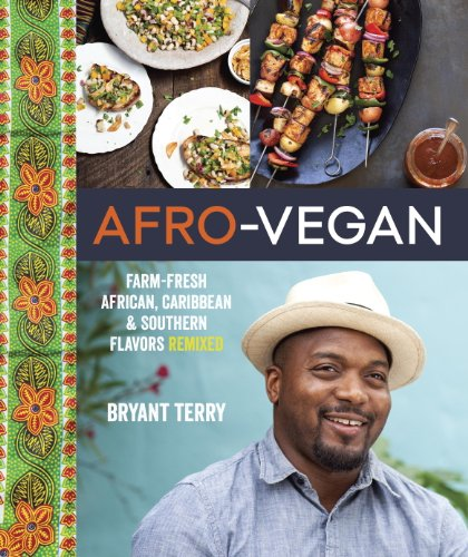 Afro-Vegan Cover