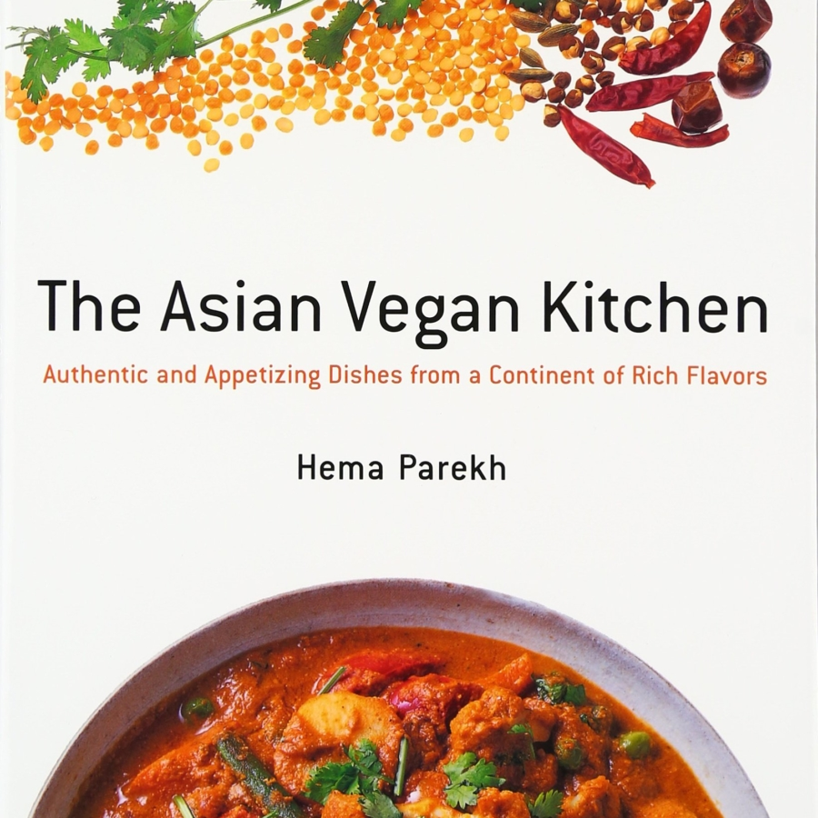 "Cover of the book ""The Asian Vegan Kitchen"""
