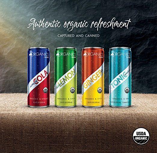 Red Bull Organic Waters